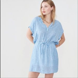 Rails St. Germaine Stripe Emma Blouson Dress